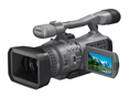 видеокамера формата HDV